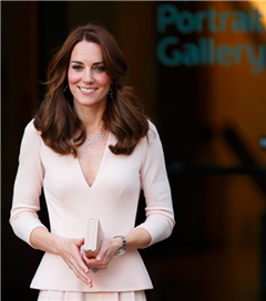 Kate Middleton'ın Sex and The City'deki Stil İkizi