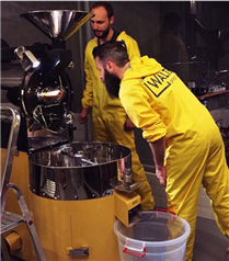 Breaking Bad konseptli Walter`s Coffee Roastery