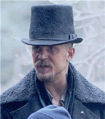 Ridley Scott ve Tom Hardy'li Dizi Taboo