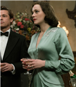 Marion Cotillard'ın Allied Stili